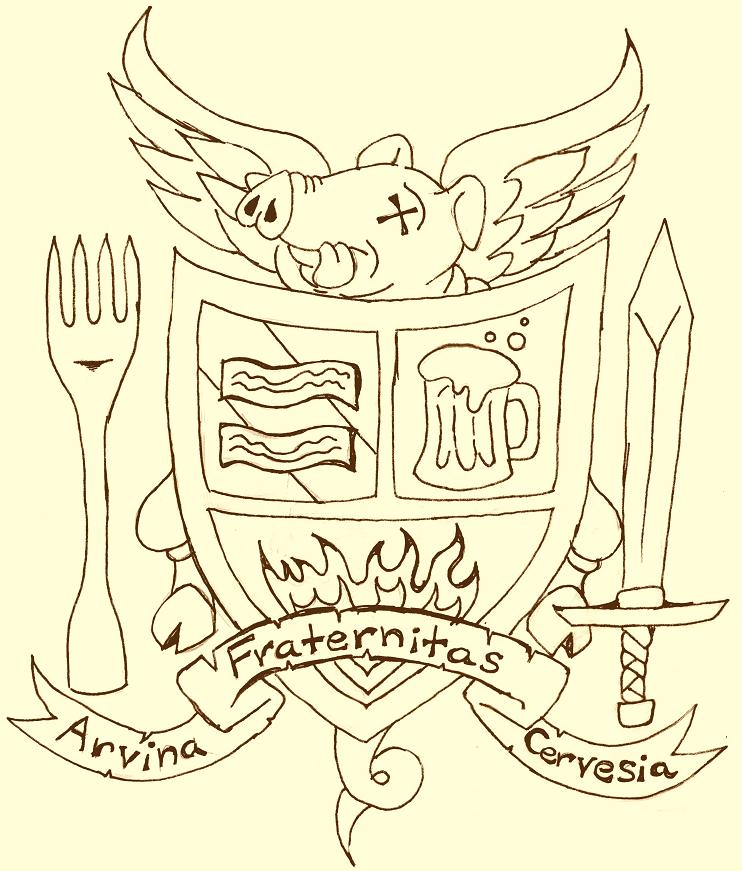 Brotherhood Of Bacon Crest