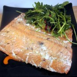 Fennel-Roasted Salmon