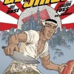 Get Jiro! : Anthony Bourdain writes brutal food comic!