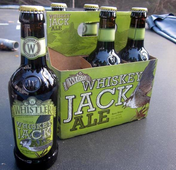 10-Whiskey Jack Ale
