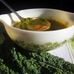 Portuguese-Style Kale Soup