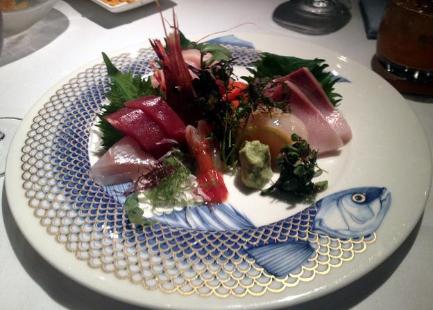Blue Water Cafe 6 - Sahimi