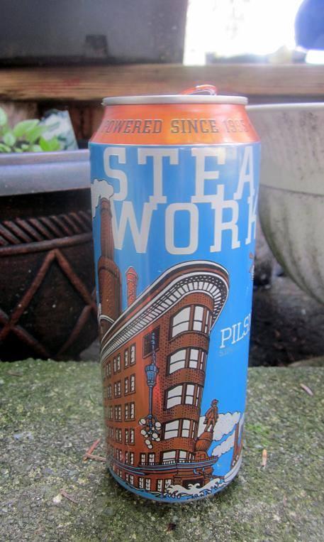 Steamworks Pilsner