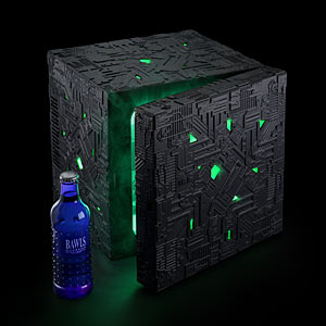 Borg Cube Fridge