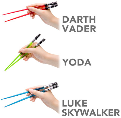 Star Wars Chopsabers