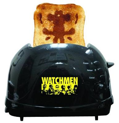 Watchmen Toaster