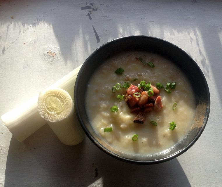 Potato Leek Soup 2