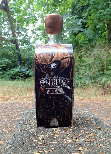 Unruly Vodka