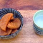 Soy-Pickled Daikon Radish