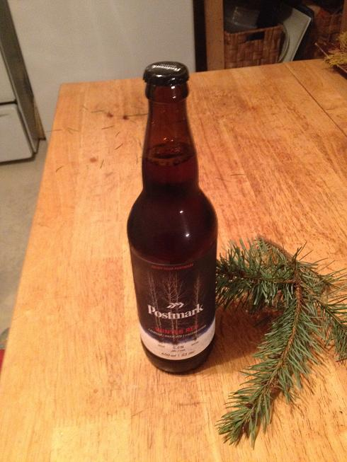 Postmark Winter Ale
