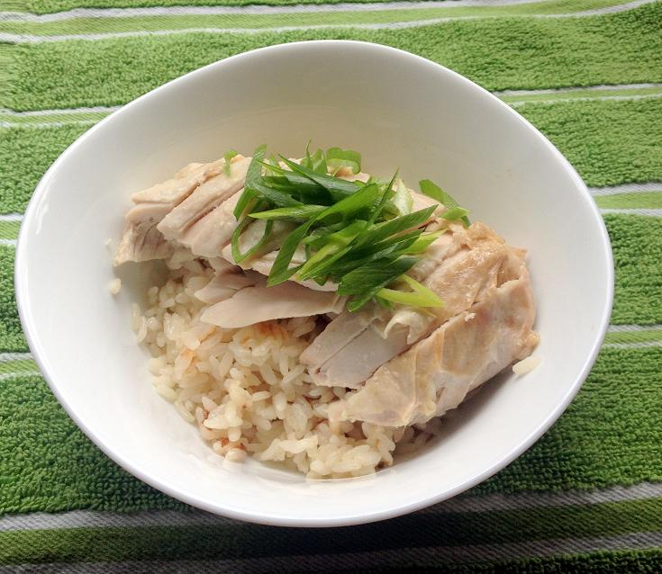 poached-chicken-and-rice