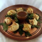 Pumpkin and Potato Samosas