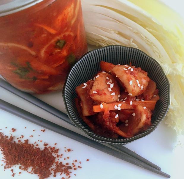 radish-kimchee
