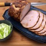 Soy-Braised Pork Loin