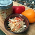 Canning Cabbage Part 1 – Curtido